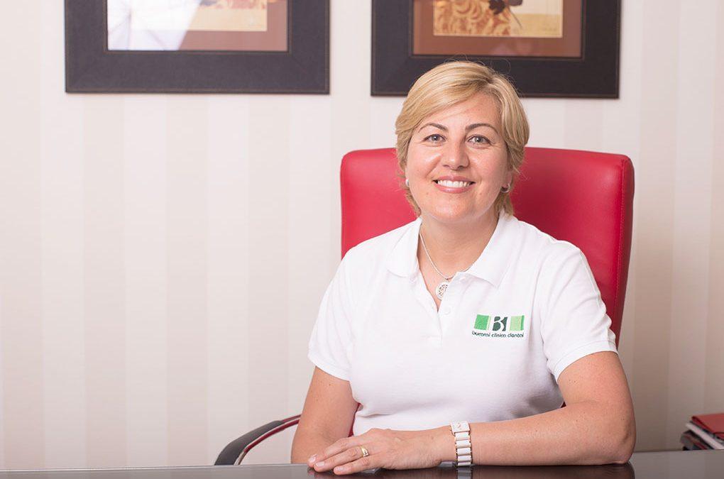 María Teresa Bravo Arjona concede una entrevista a El Sol de Antequera