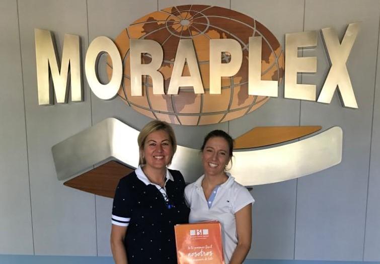 Convenio con Moraplex para ofrecer a sus trabajadores asistencia dental con condiciones ventajosas