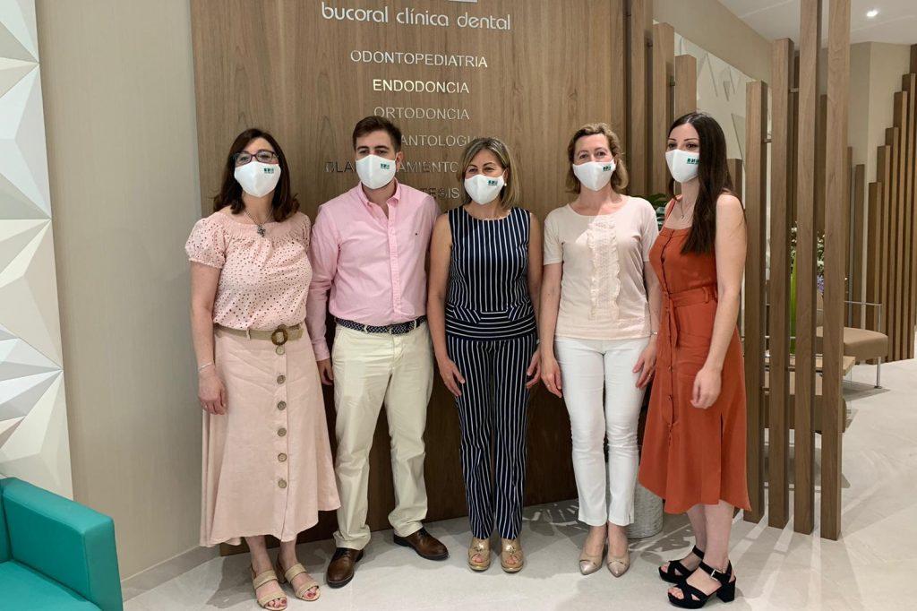 Equipo Clínica Dental Bucoral