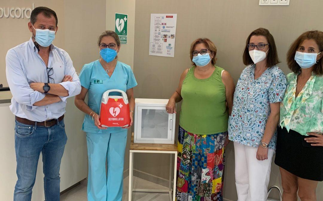 Instalados desfibriladores semiautomáticos en las clínicas de Antequera y Mollina